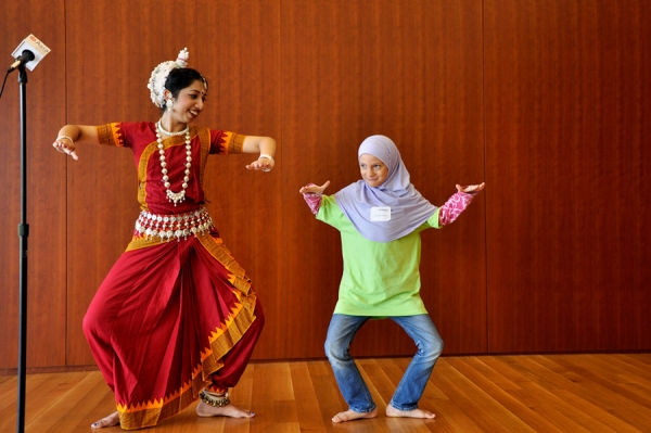 Session 2: The Dances of India