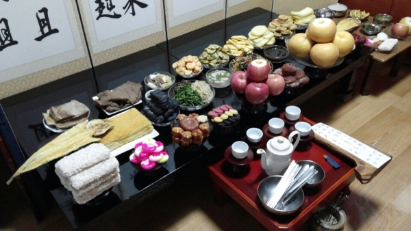 ... Korean Lunar New Year. Previous. GoStop Cards. Typical Charye Table