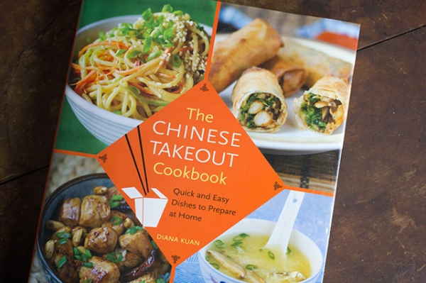 "Diana Kuan's ""Chinese Takeout Cookbook"" (Ballantine Books, 2012)."