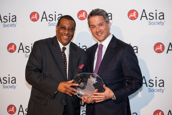 Overall Best Employer for Asian Pacific Americans: GOLDMAN, SACHS & COMPANY - Chris Kojima, Managing Director, Goldman Sachs & Philip Berry, Founder, Philip Berry Associates LLC (Presenter)