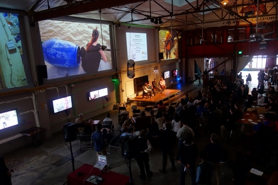 View of the Folsom Street Foundry