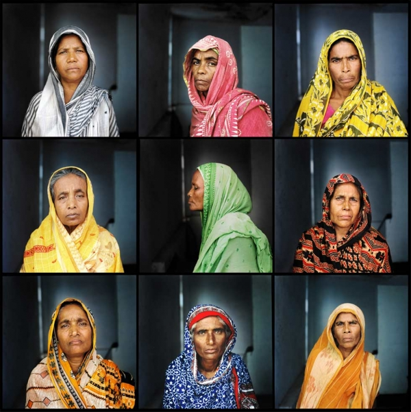 Women who were raped by the West Pakistani army during the Liberation War were rejected by their families and the government. (Elizabeth Herman)