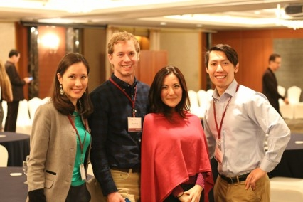 Asia 21 Young Leaders at the 2016 Summit