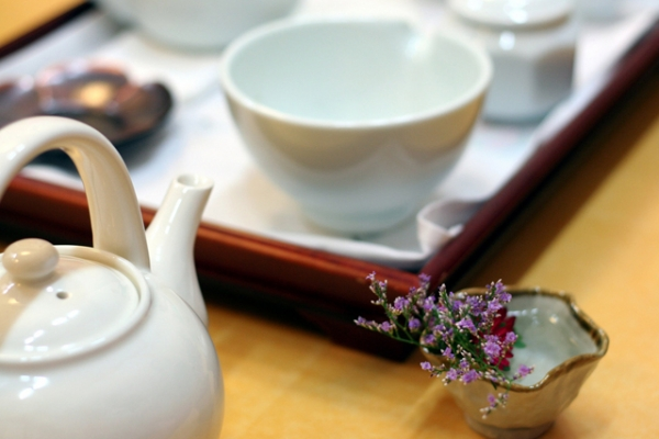 Tea ceremony (hojusaram/flickr)