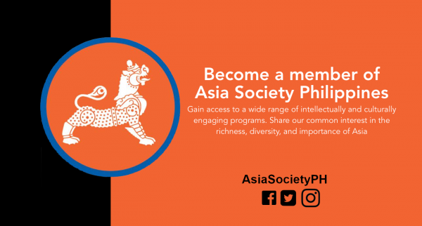 Become a member of Asia Society Philippines