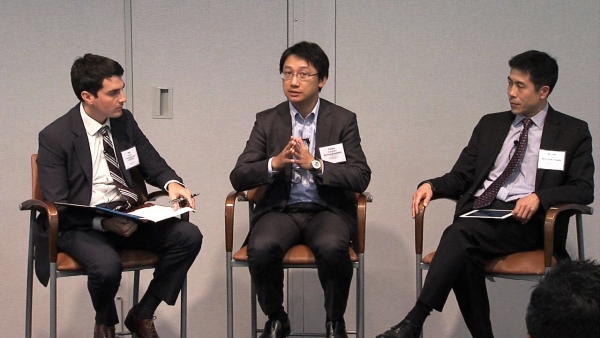 Sean Creehan of the SF Fed in conversation with Tasuku Kuwabara and Michael Chui of McKinsey & Company (SF FED)