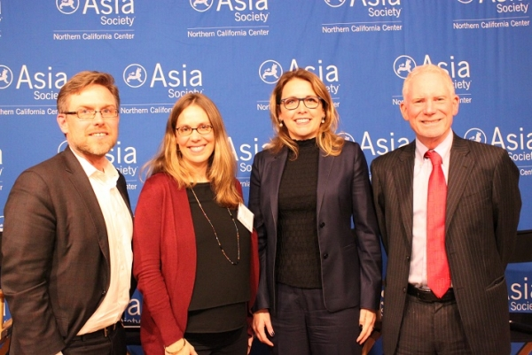 Thank you to the panelists for an excellent discussion! (Asia Society)