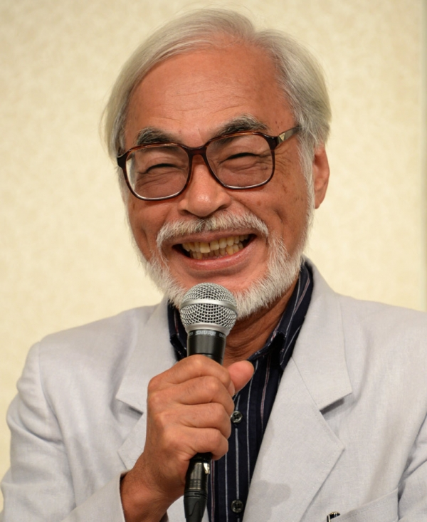 Japanese film director, screenwriter, animator, and illustrator Hayao Miyazaki stunned fans around the world when he formally announced his retirement on September 1, 2013. His last feature-length film, The Wind Rises, was released in July. (Toshifumi Kitamura/AFP/Getty Images)