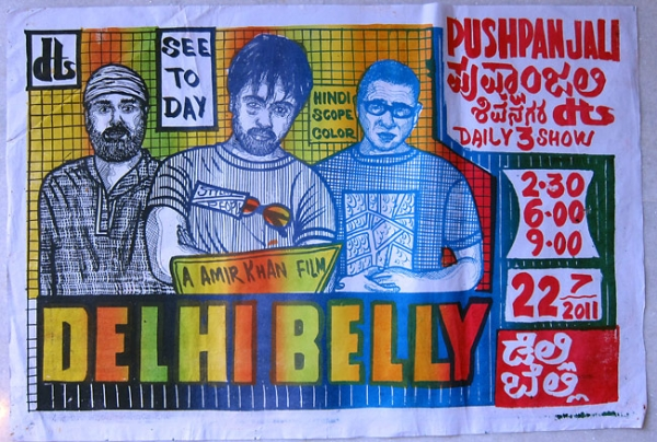 The 2011 Bollywood dark comedy Delhi Belly. (Asia Obscura)