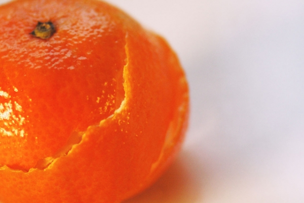 Tangerine peel (Photo by -Kj./flickr)