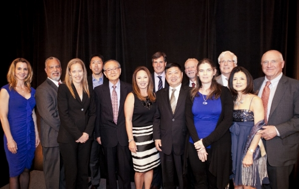 Global Education Game-Changers Honored | Asia Society