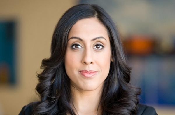 Cotential Founder and CEO Erica Dhawan. (Erica Dhawan)
