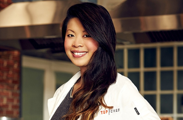 Top Chef winner Mei Lin. (Bravo TV)