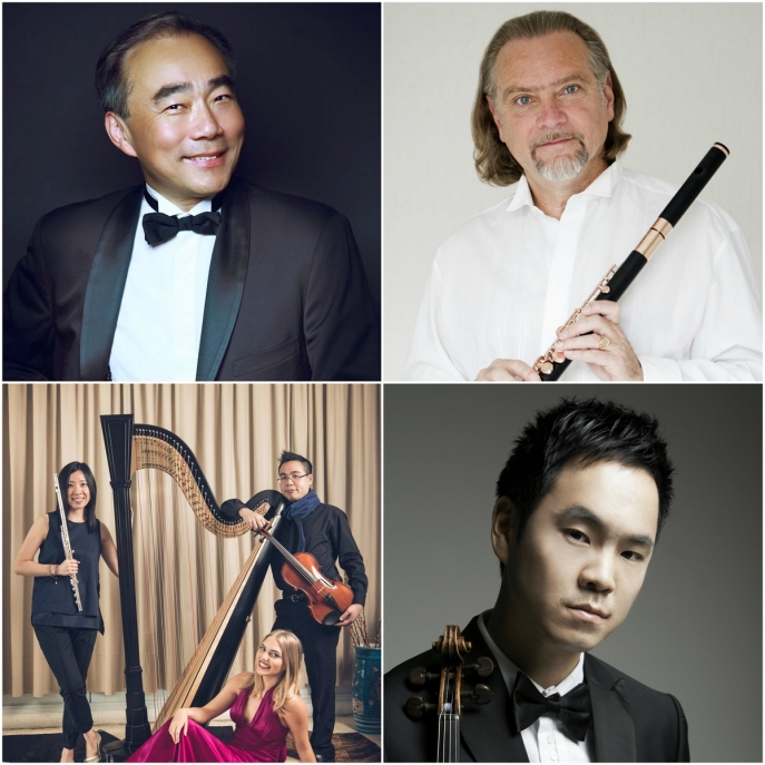 The 9th Hong Kong International Chamber Music Festival