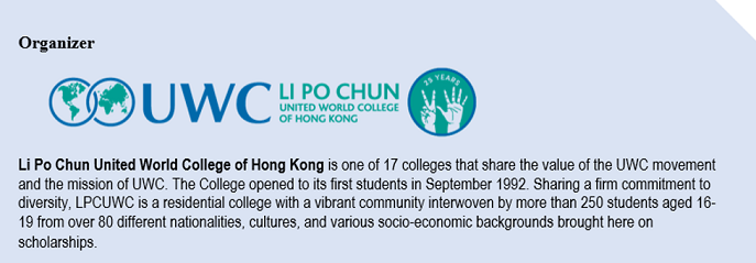 Li Po Chun United World College of  Hong Kong