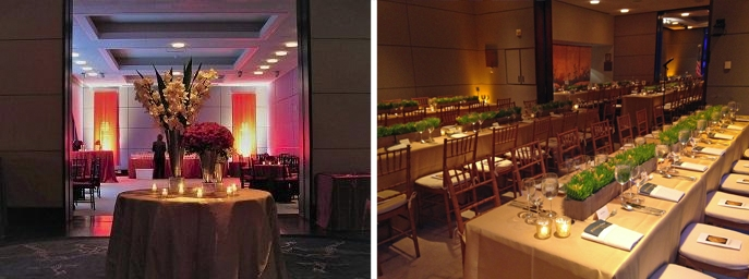 Conference and Banquet Suite at Asia Society