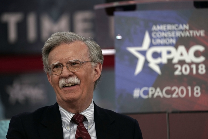John Bolton has become President Trump's national security advisor.