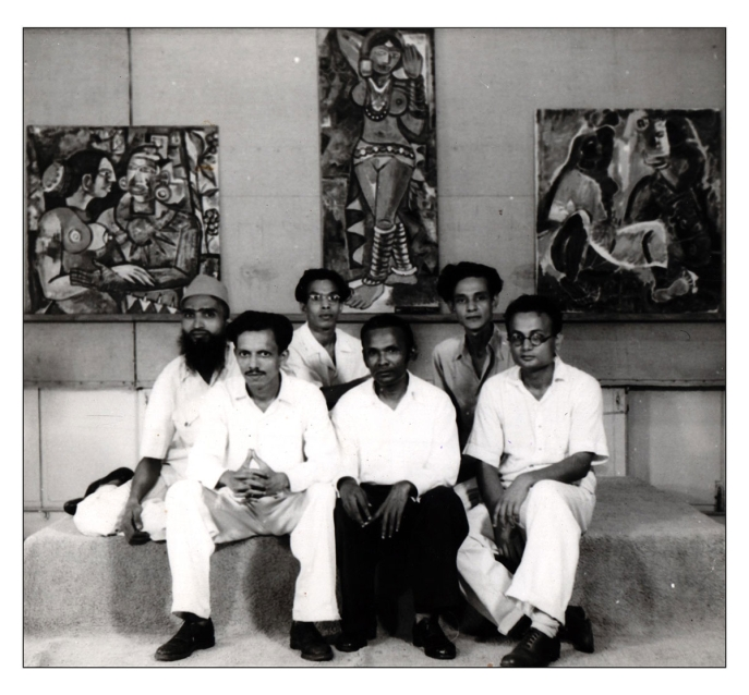 Progressive Artists Group exhibition 1949