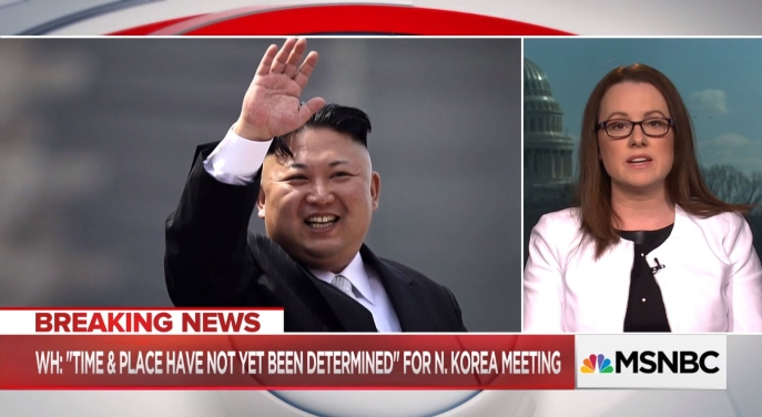 Lindsey Ford North Korea MSNBC Interview  3.9.18