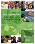 Cover: Expanding Horizons: Building Global Literacy in Afterschool Programs