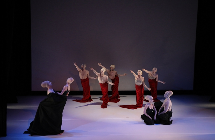 Shen Wei Dance Performance