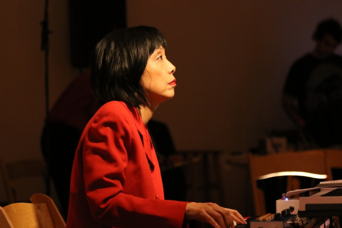 Fragility performed at Asia Society