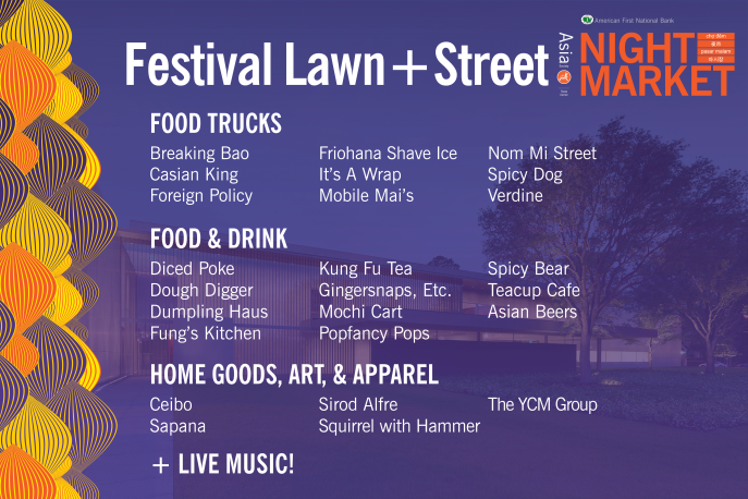 Night Market 2018 Location