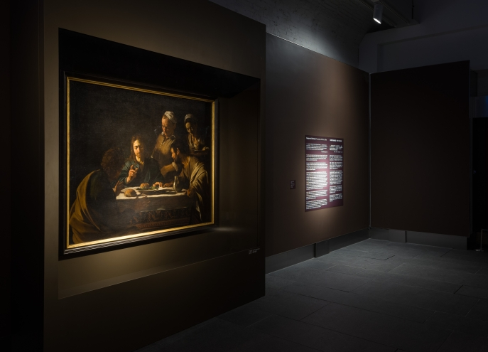 The Hong Kong Jockey Club Presents: Light and Shadows - Caravaggio • The Italian Baroque Master