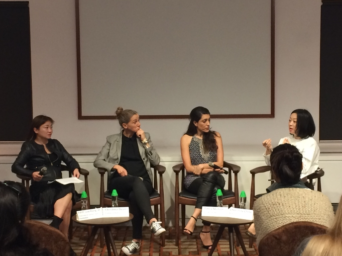 S.H.E Dialogues: Spotlight Fashion — Women in Business