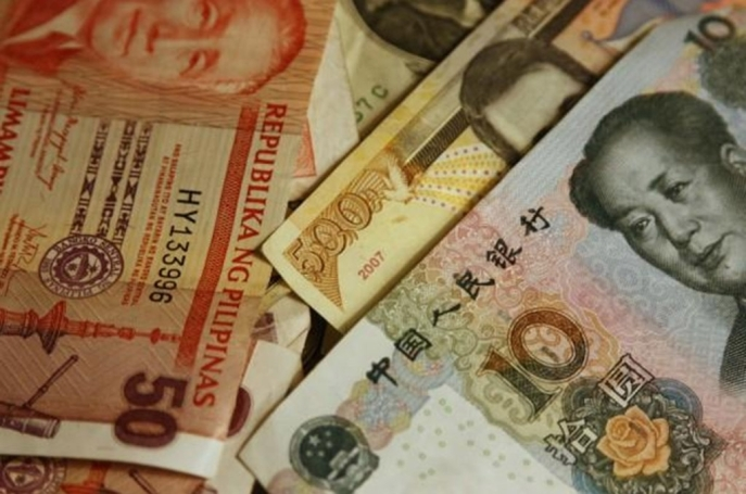 Asian currency stock