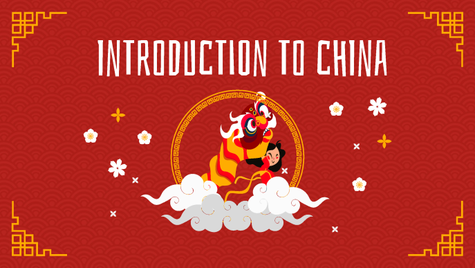 At-Home Adventures: China Day 1 Intro Page