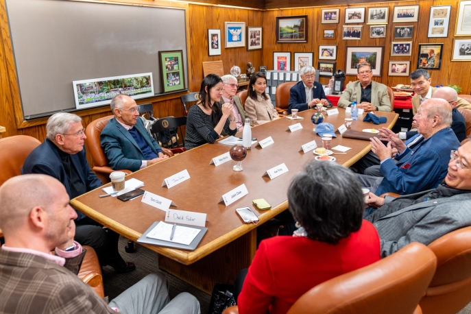 George Shultz Executive Roundtable - March 2020