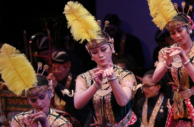 Music and Dance of Yogyakarta, Indonesia