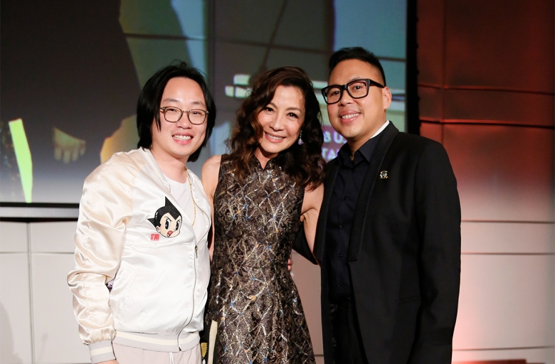 Michelle Yeoh Asia Society Southern California
