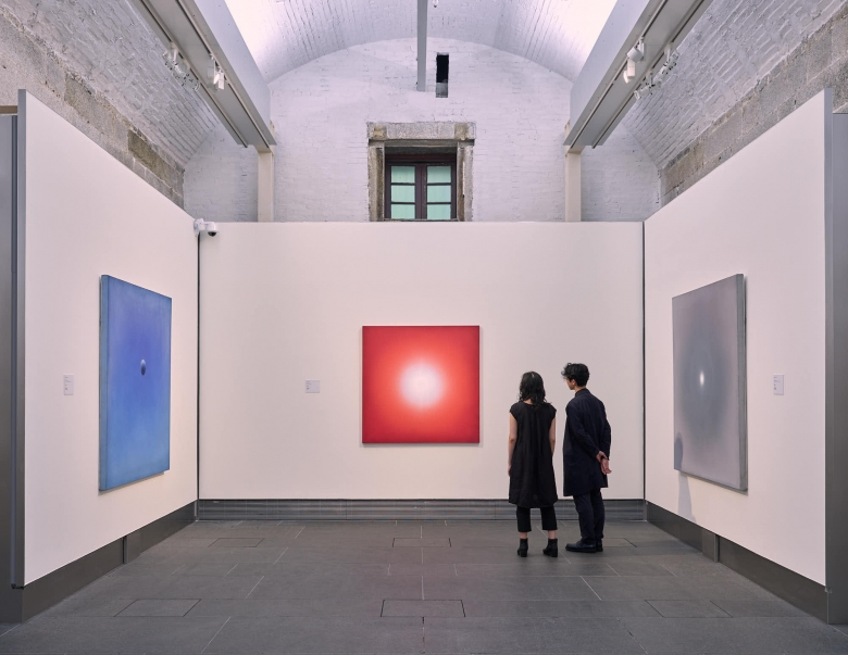 Installation view of A Story of Light: Hon Chi-fun. Photo by Kitmin Lee.