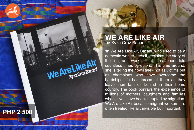 Leo's Library - We Are Like Air
